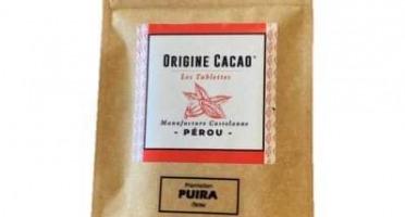 Maison Castelanne Chocolat - Tablette Puira Pérou