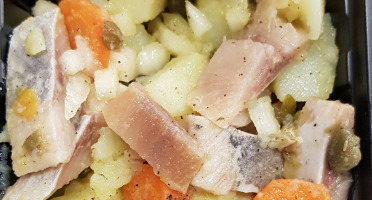 Poissonnerie Le Marlin - Salade De Hareng Doux