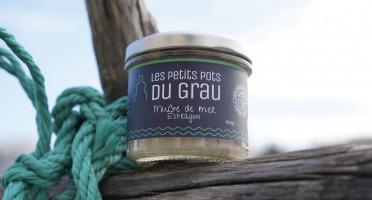 Côté Fish - Mon poisson direct pêcheurs - Petits Pots Du Grau Muge Estragon 100g