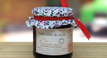 Les Perles Rouges - Gelée Extra De Cassis