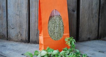 La Boite à Herbes - Origan Vert Séché - 30g