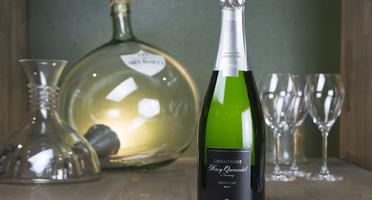Dyvin : domaine Guy et Yvan Dufouleur - Champagne Hervy-Quénardel - Cuvée Grand Cru-lot De 3b