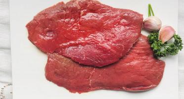 Champ Roi des Saveurs - Steaks de Boeuf Race Limousine Label Rouge x 2 - 340 g