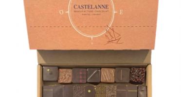 Maison Castelanne Chocolat - Coffret Assortiment Maison 24 Chocolats