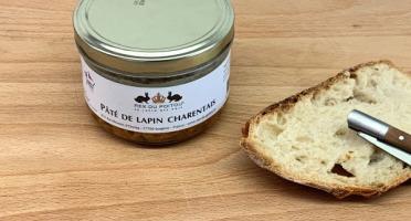 Coopérative des Eleveurs d'Orylag - Pâté de Lapin Charentais