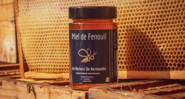 Les Ruchers de Normandie - Miel de Fenouil 250g