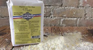 Moulins de Versailles - Préparation Pour Pain Au Maïs - 1kg