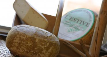 Le Moulin Gourmand - Fromage de Bethmale au Lait Cru de Vache & Brebis - 220g