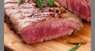 Nature et Régions - Steak mariné aux 3 poivres