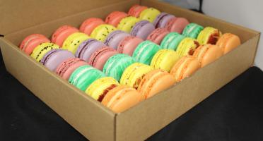 Les Macarondises - 35  Macarons Plaisirs