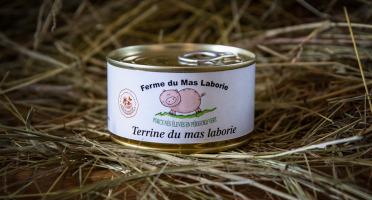 La Ferme du Mas Laborie - Terrine du Mas Laborie - 180 g