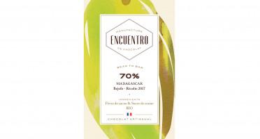 Chocolat Encuentro - Tablette 70% Madagascar