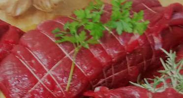 Ferme du caroire - Rôti de Rumsteck de Bœuf Jersiais 650 g