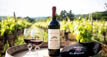 Domaine la Paganie - Vin Rouge de la Réserve Des Henry - AOC Cahors 2017