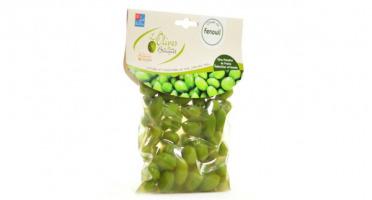 Les amandes et olives du Mont Bouquet - Olives au fenouil 200g