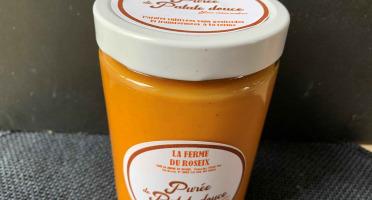 La ferme du Roseix - Purée de Patate Douce