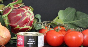 Fontalbat Mazars - paté pur porc truffé 1%