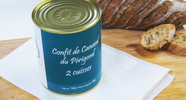 A la Truffe du Périgord - Confit De Canard Du Périgord 2 Cuisses