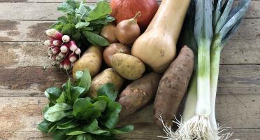 EARL Langevine - Paniers Automne - Légumes De Saison Bio