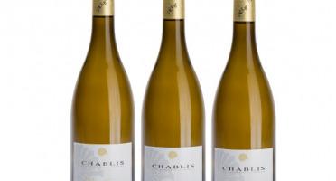 Domaine TUPINIER Philippe - Chablis AOC 2018 - 3 Bouteilles De 75 Cl
