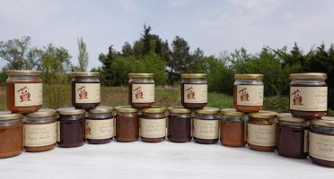 Le Ziboud'Terre - Producteur de figues - Pack Configue BIO – 18 Pots