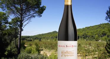 Château Saint Estève d'Uchaux - AOP Côtes du Rhône Syrah Rouge 2019 BIO