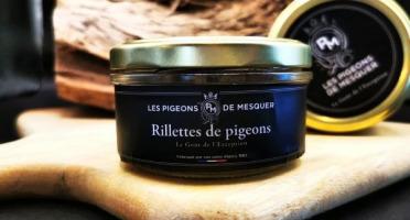 Les Pigeons de Mesquer - Rillettes de Pigeon