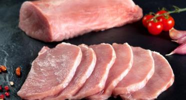 La Toison d'Or - Rôti Filet De Porc Bio 100% Francais Élevé En Plein Air/Paille