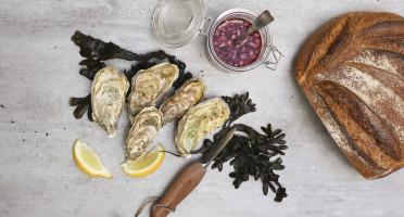 Les Huîtres du Père Gus - La Gourmande - 50 Huîtres En Numéro 3 (moyennes)