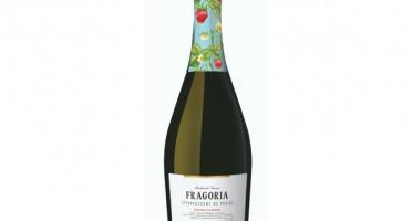 Saveur d'Ornain - Vin de Fraise pétillant Fragoria