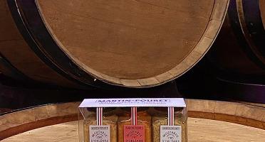 Maison Martin-Pouret - Coffret 3 Moutardes Prestiges