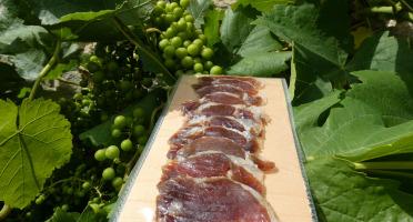 Terres En Vie - Filet Mignon Séché Bio De Mangalitza