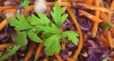 Colette Natural Food - Salade Rouge Et Violette - Végétarien/vegan- 100% Naturel