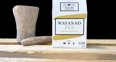 Cafés Factorerie - Poivre Sauvage WAYANAD - 100g En Grain