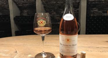 """Domaine Michel & Marc ROSSIGNOL - Bourgogne """"Rosé"""" 2018 - 12 Bouteilles"""