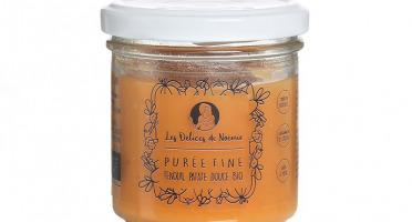 Les délices de Noémie - Petits Pots Bébé 6 Mois: Lot de 3 Purée fine fenouil patate douce Bio