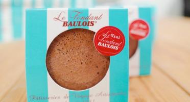 Le Fondant Baulois - Le Fondant Baulois -l'individuel 80g