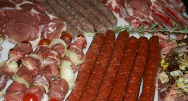 Le Jardin des Gallines - Colis Barbecue Agneau 4 kg