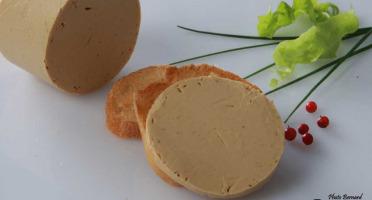 Maison Paris - Foie Gras de Canard Entier Cuit au Torchon - 480g