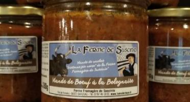 Tome de Rhuys - Viande De Boeuf Bolognaise