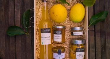 La Maison du Citron - [Précommande] Coffret Gourmand Des Fêtes De Noël