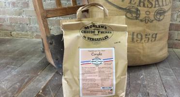 Moulins de Versailles - Préparation Pour Pain Complet - 5kg