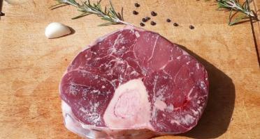 La ferme de Rustan - [Précommande] Jarret de Bœuf Limousin 2kg