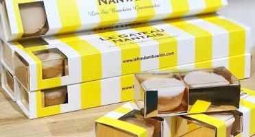 Le Fondant Baulois - Coffret 6 Bouchées - Mini Gâteau Nantais