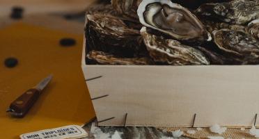 Thalassa Tradition - Huîtres Fines de Claire N°2 Blainville Normandie - 48 pièces