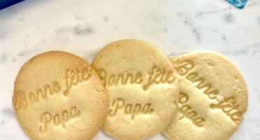 """Biscuiterie Maison Drans - Sablés """" Bonne fête Papa """""""