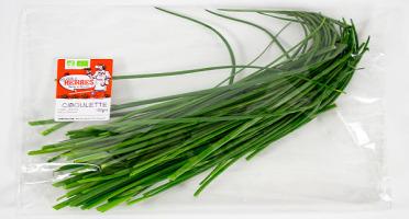 La Boite à Herbes - Ciboulette Fraîche - Sachet 100g