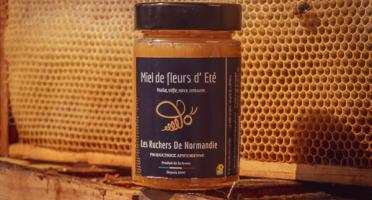 Les Ruchers de Normandie - Miel de Fleurs d'été crémeux 250g