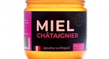 Merveille Apiculture - Miel De Châtaignier