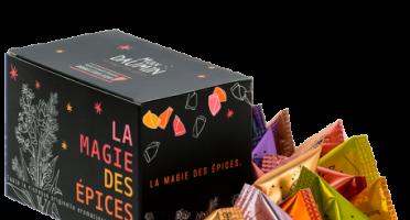 Epices Max Daumin - Coffret Epices De Noël - 20 Berlingots